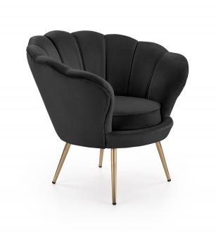 AMORINO l. chair, color: black