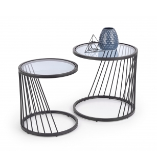 ANTILLA set of two c. tables