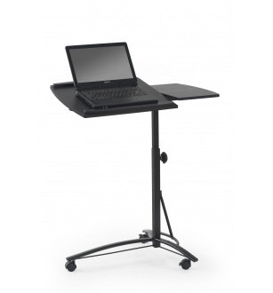 B14 table for notebook color: black