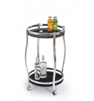 BAR-8 bar table color: black