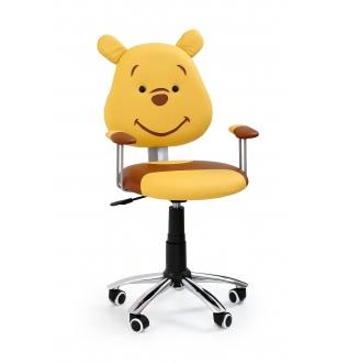 KUBUŚ chair color: brown