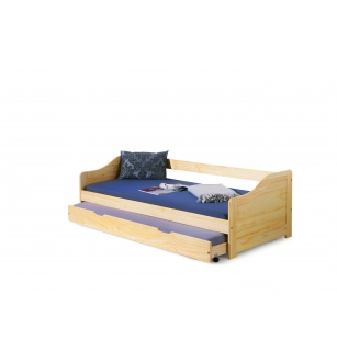 LAURA bed pine