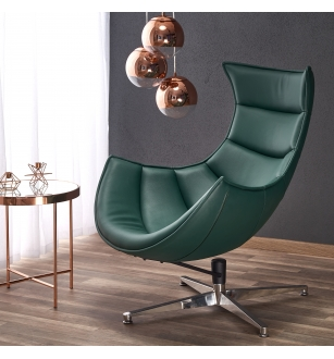 LUXOR leisure chair, color: green