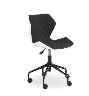 MATRIX children chair, color: white / black