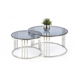 MERCURY set of 2 c. tables
