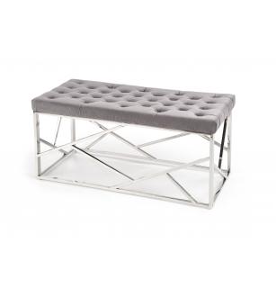 MILAGRO bench, color: grey