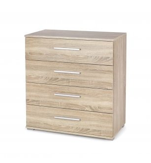 LIMA KM-3 chest, color: sonoma oak