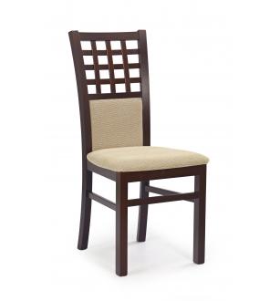 GERARD3 chair color: dark walnut/TORENT BEIGE
