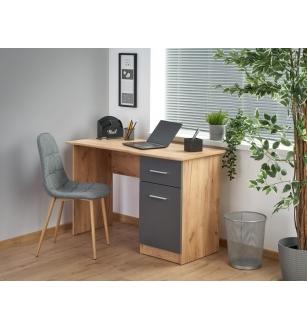 ELMO desk votan oak / antracite