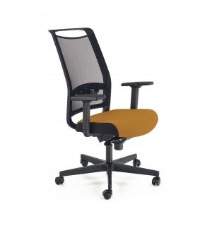 GULIETTA office chair, color: black / mustard