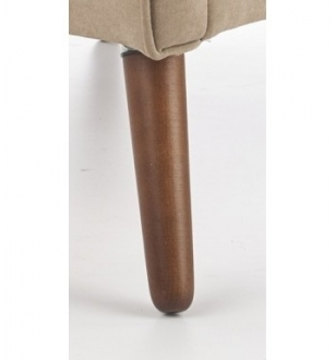 CHESTER sef of legs, color: walnut