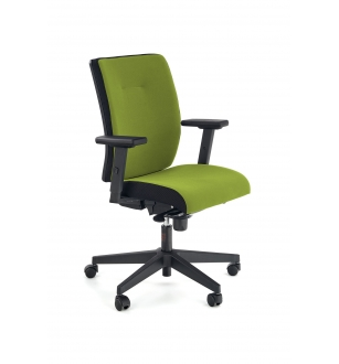 POP office chair, color: black / green