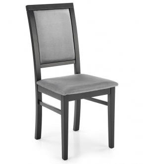 SYLWEK1 chair dark black / MONOLITH 85
