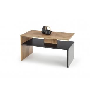 SIGMA c. table, color: wotan oak/black