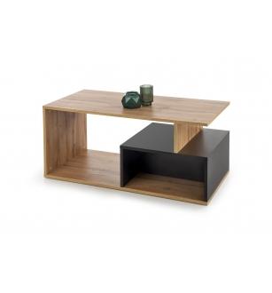 COMBO c. table, color: wotan oak/black