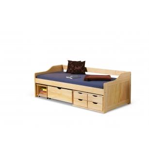 MAXIMA bed pine