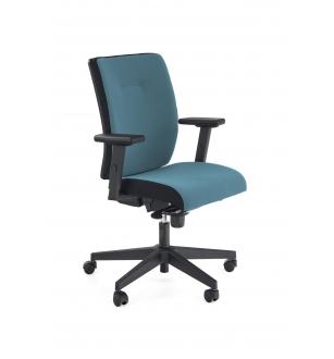 POP office chair, color: black / blue