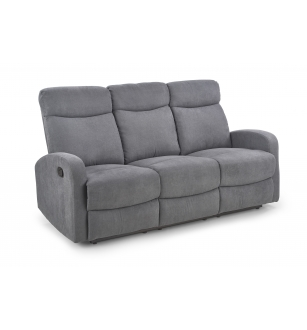 OSLO 3S sofa with recliner function