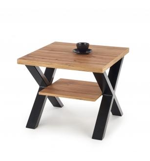 VENOM KW coffee table color: votan oak/black