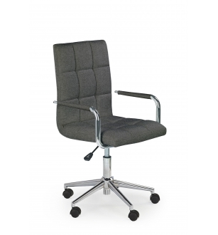GONZO 3 children chair color: dark grey