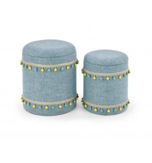 GRADO set of two color: light blue