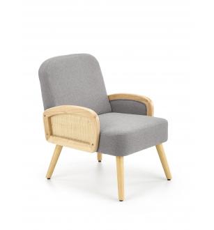 GRECOS chair color: grey
