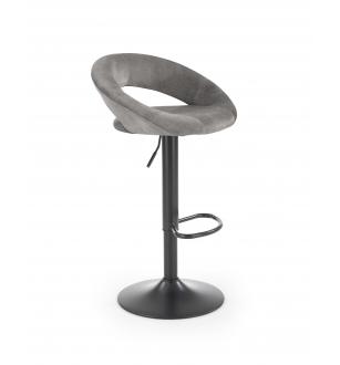 H102 bar stool grey