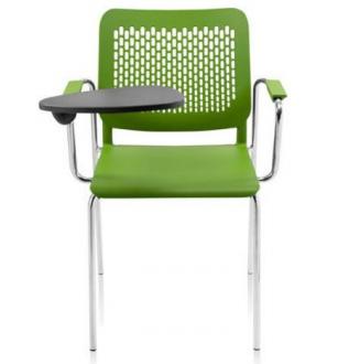 Kėdė su atliankiamu staliuku 0556