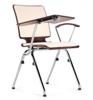 Kėdė su atliankiamu staliuku 0555