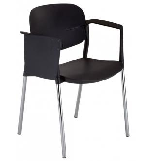 Kėdė su atliankiamu staliuku 0656
